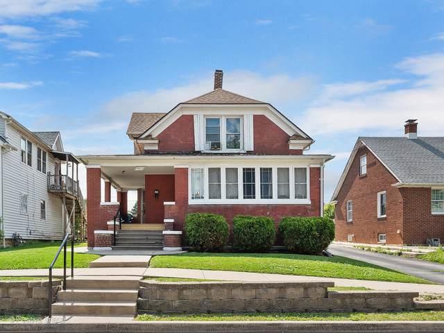 1013 Elizabeth Street, Joliet, IL 60435 (MLS #11117422) :: Ryan Dallas Real Estate