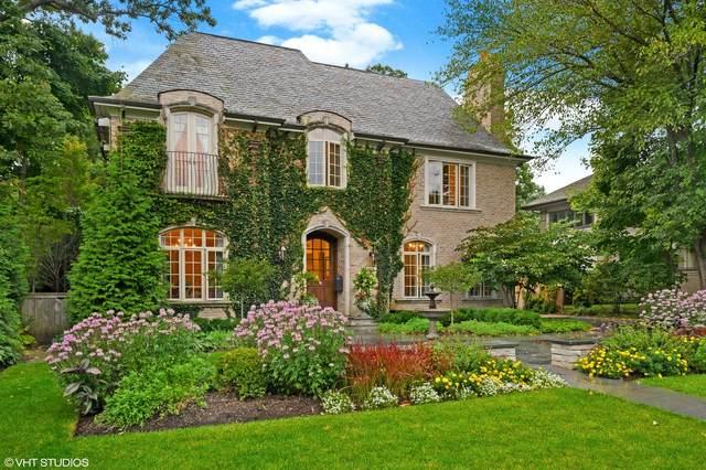 678 Greenleaf Avenue, Glencoe, IL 60022 (MLS #11117468) :: BN Homes Group