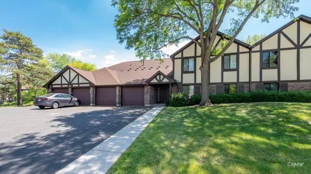 1037 Cottonwood Court 2B, Wheeling, IL 60090 (MLS #11117503) :: BN Homes Group
