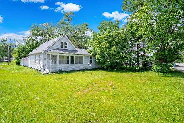 3548 Morgan Street, Steger, IL 60475 (MLS #11117534) :: BN Homes Group