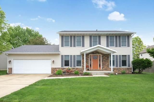 704 Northridge Drive, Mahomet, IL 61853 (MLS #11117539) :: Touchstone Group