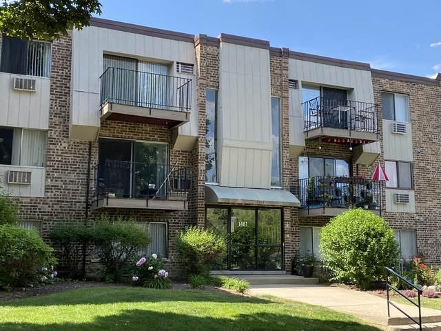 1461 N Winslowe Drive #304, Palatine, IL 60074 (MLS #11117589) :: BN Homes Group