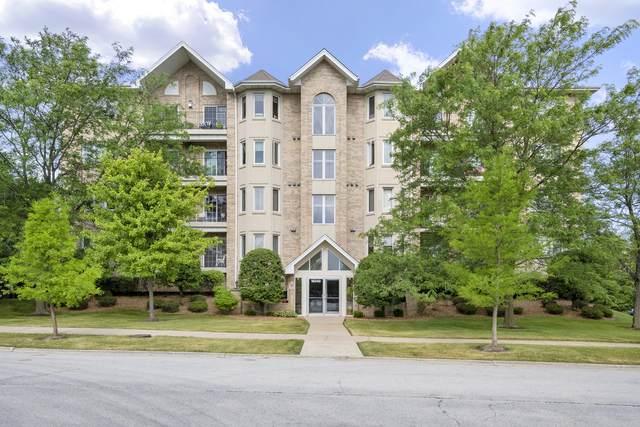 16040 Boardwalk Lane 1B, Orland Park, IL 60467 (MLS #11117616) :: The Wexler Group at Keller Williams Preferred Realty