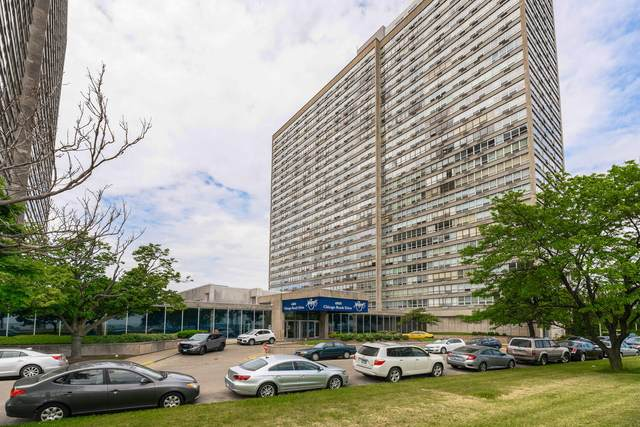 4800 S Chicago Beach Drive 714N, Chicago, IL 60615 (MLS #11117630) :: BN Homes Group