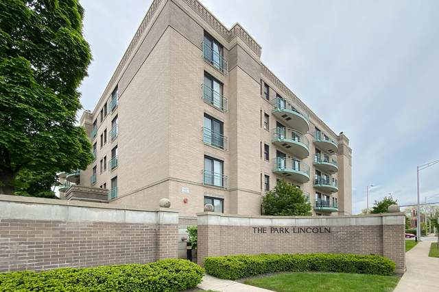 4757 Howard Street 405B, Skokie, IL 60076 (MLS #11117636) :: John Lyons Real Estate