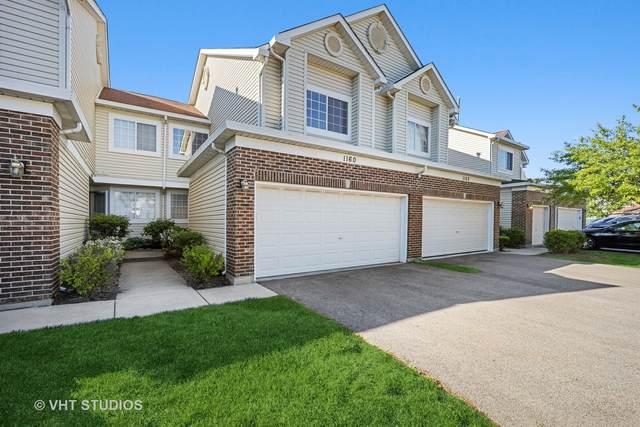 1160 S Parkside Drive, Palatine, IL 60067 (MLS #11117658) :: Littlefield Group