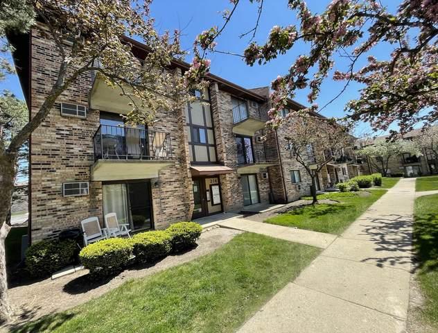 314 Klein Creek Court 4D, Carol Stream, IL 60188 (MLS #11117719) :: Ryan Dallas Real Estate