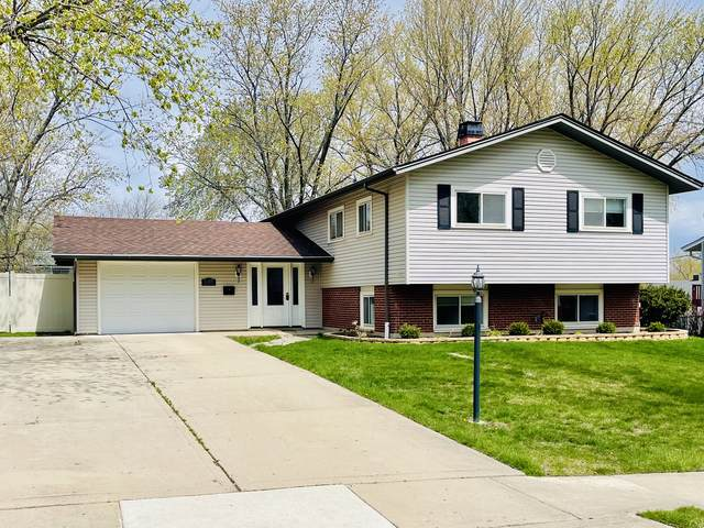 580 Edgemont Lane, Hoffman Estates, IL 60169 (MLS #11117842) :: BN Homes Group