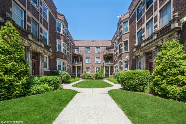 832 E Hyde Park Boulevard #1, Chicago, IL 60615 (MLS #11117909) :: BN Homes Group