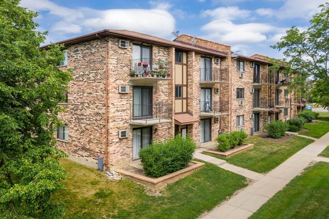 234 Klein Creek Court 1A, Carol Stream, IL 60188 (MLS #11117970) :: Ryan Dallas Real Estate