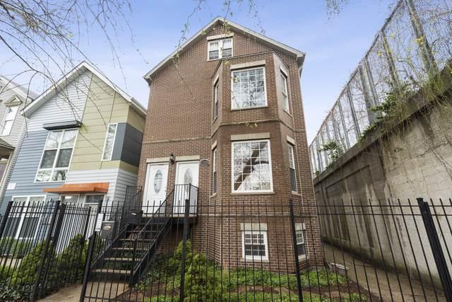 1748 N Francisco Avenue #1, Chicago, IL 60647 (MLS #11118001) :: Carolyn and Hillary Homes
