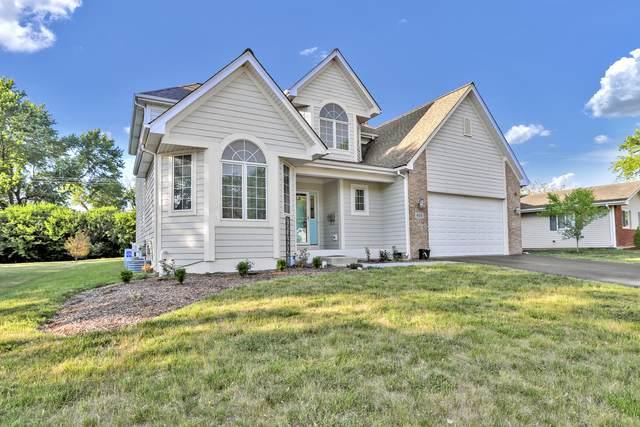 410 Lafayette Lane, Hoffman Estates, IL 60169 (MLS #11118037) :: BN Homes Group