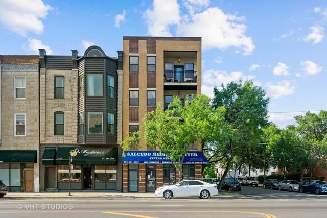 3132 W North Avenue #4, Chicago, IL 60647 (MLS #11118088) :: John Lyons Real Estate