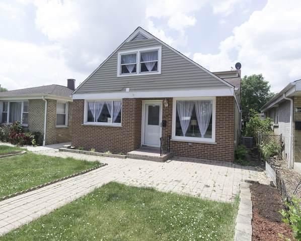 1606 N 43rd Avenue, Stone Park, IL 60165 (MLS #11118103) :: Ryan Dallas Real Estate