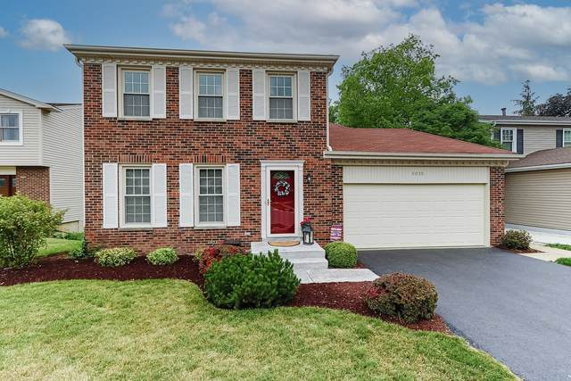 5035 Lichfield Drive, Hoffman Estates, IL 60010 (MLS #11118205) :: O'Neil Property Group