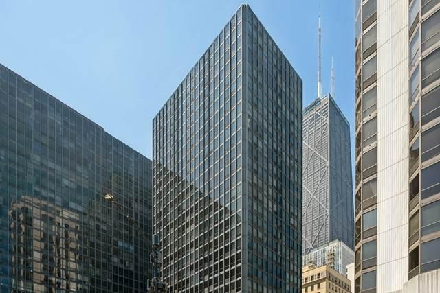 910 N Lake Shore Drive #2715, Chicago, IL 60611 (MLS #11118244) :: John Lyons Real Estate