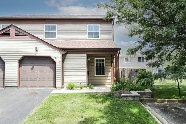 513 Nebraska Circle, Carol Stream, IL 60188 (MLS #11118278) :: Ryan Dallas Real Estate
