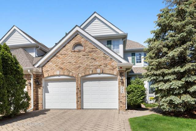 334 Reserve Circle, Clarendon Hills, IL 60514 (MLS #11118379) :: BN Homes Group
