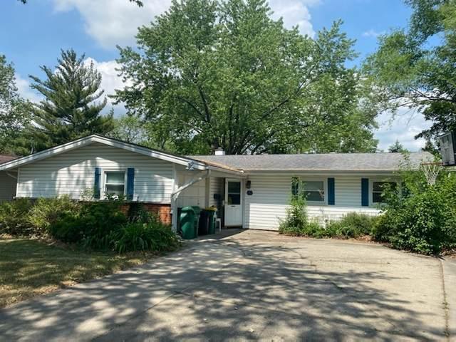 952 Pebble Drive, Wheeling, IL 60090 (MLS #11118393) :: John Lyons Real Estate