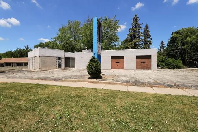 640 Northwest Highway, Palatine, IL 60074 (MLS #11118428) :: Ryan Dallas Real Estate