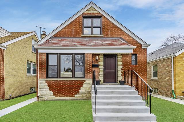 4509 N Mulligan Avenue, Chicago, IL 60630 (MLS #11118438) :: BN Homes Group