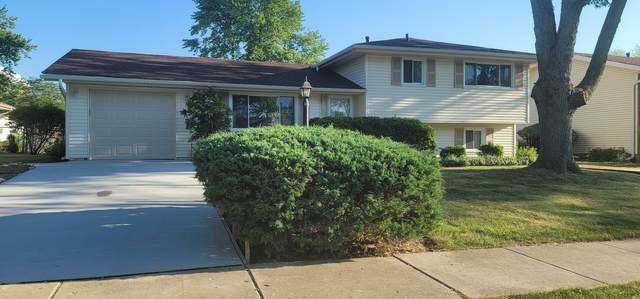 721 W Weathersfield Way, Schaumburg, IL 60193 (MLS #11118500) :: Ryan Dallas Real Estate