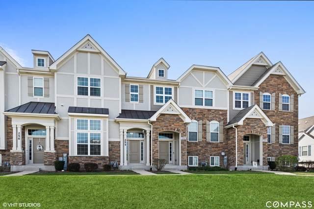 254 Bennett Drive, Carol Stream, IL 60188 (MLS #11118502) :: Ryan Dallas Real Estate