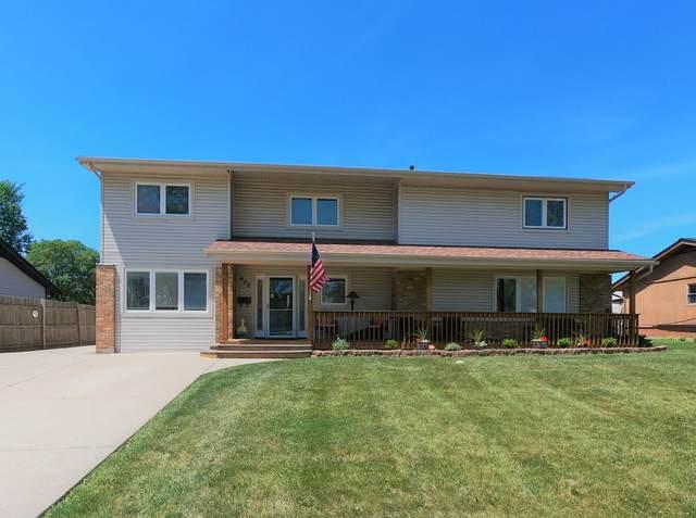 652 Crest Avenue, Elk Grove Village, IL 60007 (MLS #11118533) :: Suburban Life Realty
