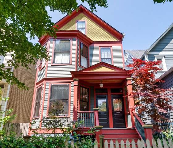 2714 N Lawndale Avenue, Chicago, IL 60647 (MLS #11118555) :: Touchstone Group