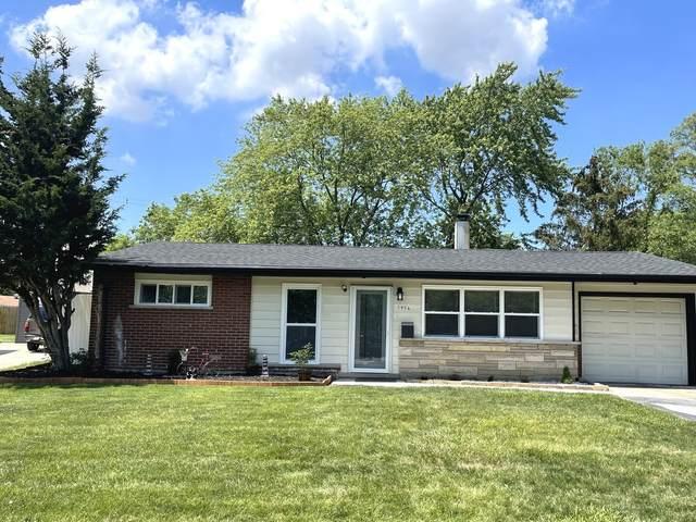 1476 Lincoln Place, Calumet City, IL 60409 (MLS #11118610) :: Ryan Dallas Real Estate