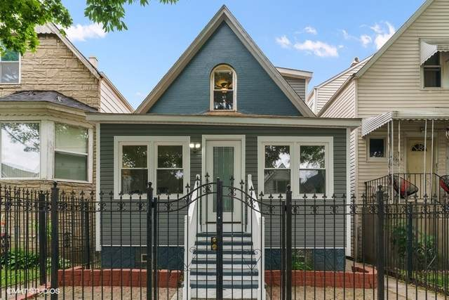 2313 N Keeler Avenue, Chicago, IL 60639 (MLS #11118631) :: BN Homes Group