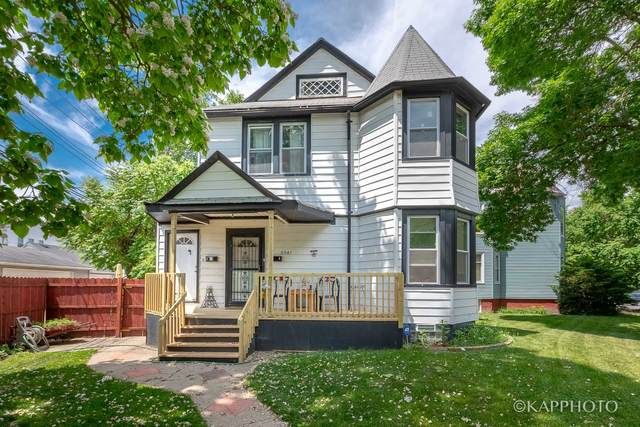 5341 W Giddings Street, Chicago, IL 60630 (MLS #11118658) :: BN Homes Group