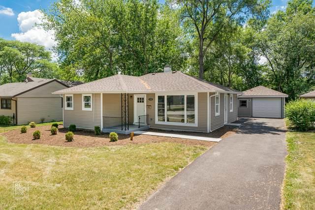 3505 Campbell Street, Rolling Meadows, IL 60008 (MLS #11118728) :: Ryan Dallas Real Estate