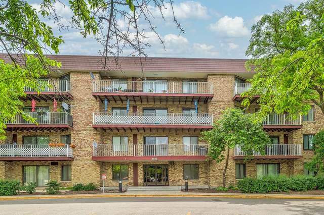5450 Astor Lane #308, Rolling Meadows, IL 60008 (MLS #11118745) :: Ryan Dallas Real Estate