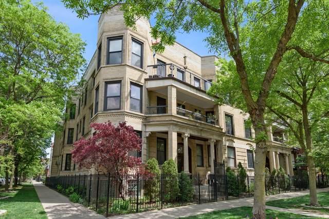 4457 N Paulina Street 1B, Chicago, IL 60640 (MLS #11118779) :: O'Neil Property Group