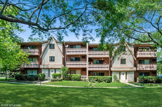 17 Parkside Court #4, Vernon Hills, IL 60061 (MLS #11118781) :: The Dena Furlow Team - Keller Williams Realty