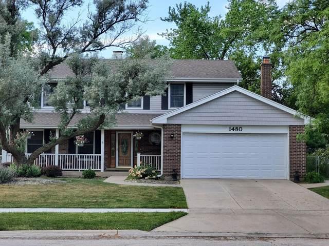 1480 Haar Lane, Elk Grove Village, IL 60007 (MLS #11118840) :: Suburban Life Realty