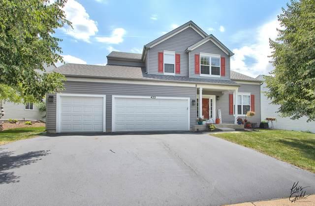 422 Benton Road, Lake Villa, IL 60046 (MLS #11118852) :: John Lyons Real Estate