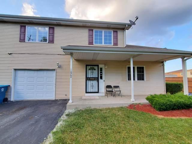 12965 S May Street, Calumet Park, IL 60827 (MLS #11118885) :: Ryan Dallas Real Estate