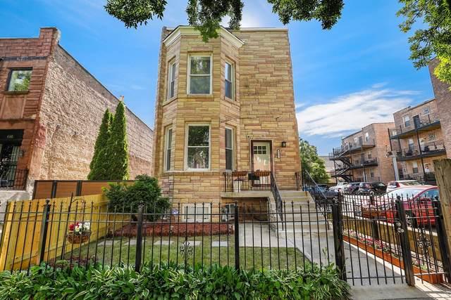 4345 S Forrestville Avenue, Chicago, IL 60653 (MLS #11118934) :: O'Neil Property Group