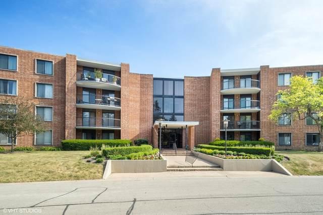 1515 E Central Road 352A, Arlington Heights, IL 60005 (MLS #11118964) :: Ryan Dallas Real Estate