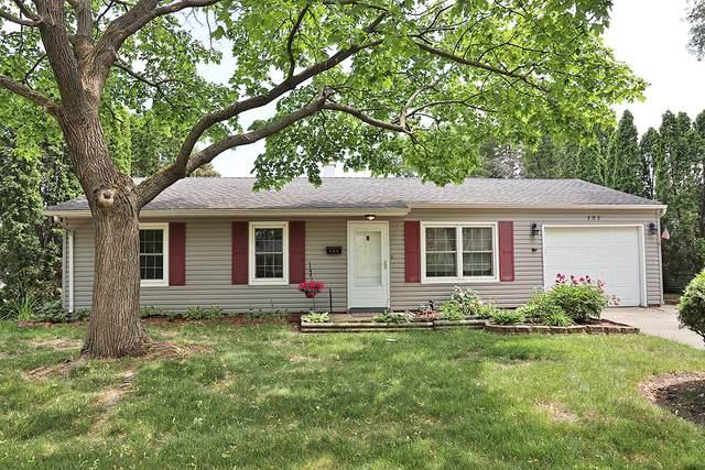 707 Lincolnwood Drive, Streamwood, IL 60107 (MLS #11119085) :: Ryan Dallas Real Estate