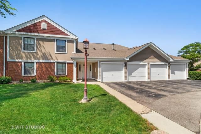 312 Silverwood Court D2, Schaumburg, IL 60193 (MLS #11119137) :: Ryan Dallas Real Estate