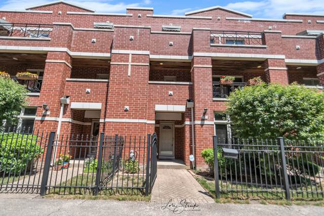 4149 N Milwaukee Avenue #2, Chicago, IL 60641 (MLS #11119148) :: BN Homes Group