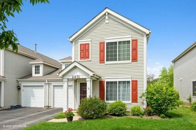 2471 Hillsboro Lane, Montgomery, IL 60538 (MLS #11119167) :: BN Homes Group