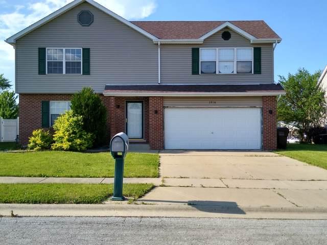 3916 172nd Street, Country Club Hills, IL 60478 (MLS #11119230) :: Ryan Dallas Real Estate