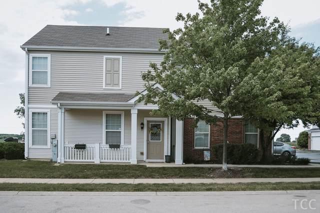 211 Barrett Drive A, Yorkville, IL 60560 (MLS #11119256) :: John Lyons Real Estate