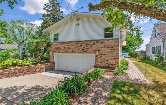 913 N Lake Shore Drive, Round Lake Beach, IL 60073 (MLS #11119259) :: Ryan Dallas Real Estate