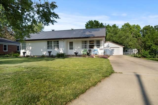 1006 N Oak Street, Normal, IL 61761 (MLS #11119273) :: Ryan Dallas Real Estate