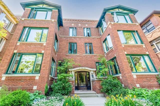 4438 N Malden Street 2N, Chicago, IL 60640 (MLS #11119309) :: O'Neil Property Group